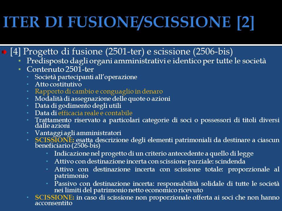 ITER DI FUSIONE/SCISSIONE [2]